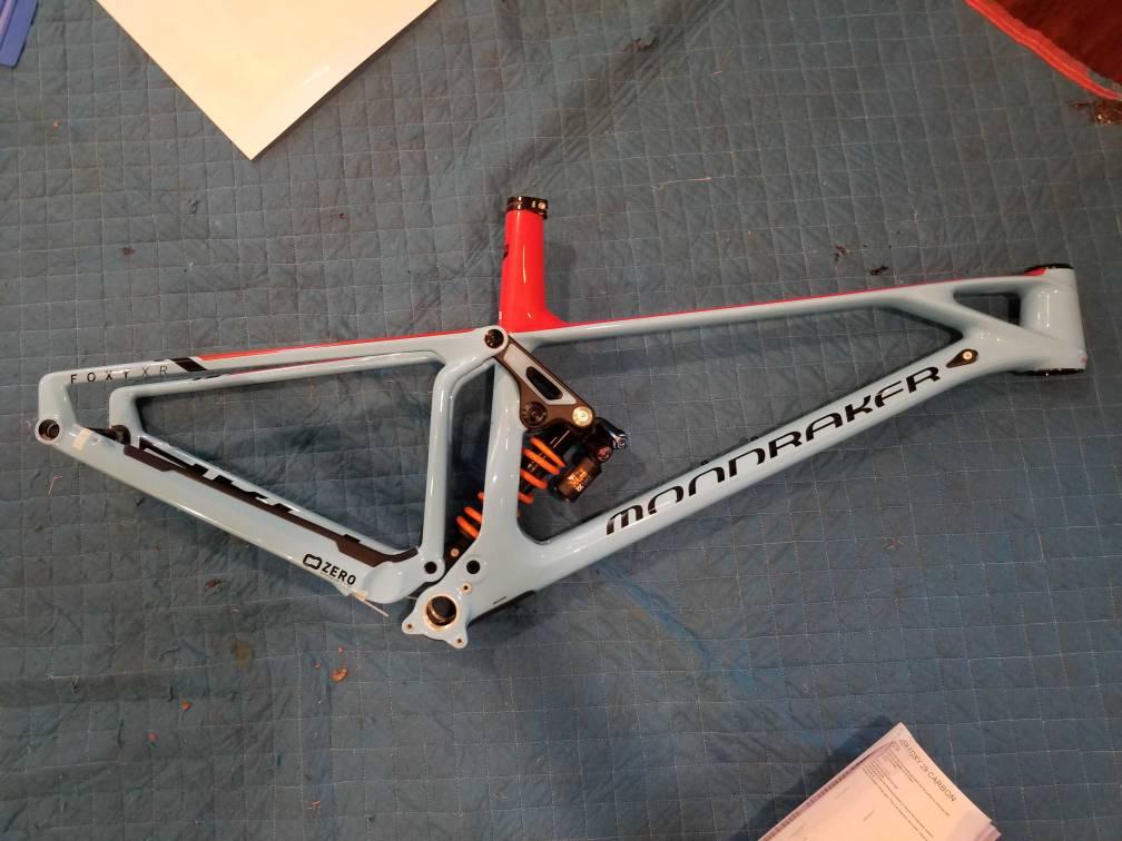 New mondraker foxy carbon 29- Mtbr com