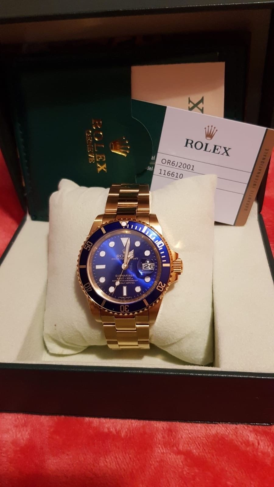 Watch Out For This Gold Sub Rolex Forums Rolex Watch Forum