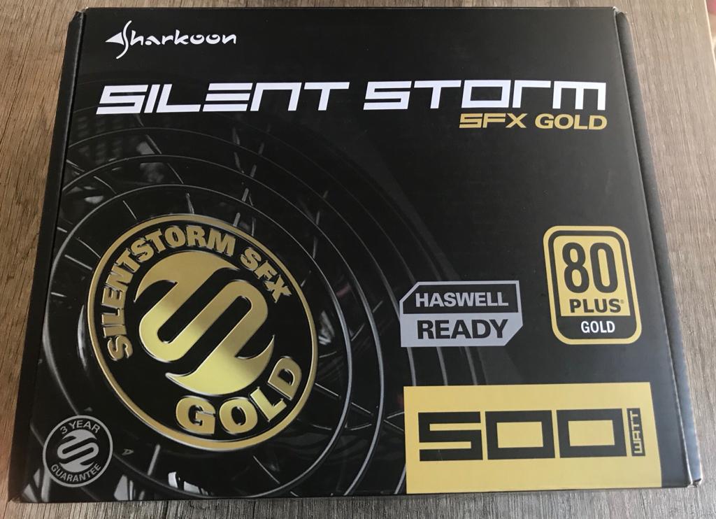 [VENDO] Mercadillo EVGA 650P2, EVGA AIO 120MM, Sharkoon Silent Storm 500W SFX-L....