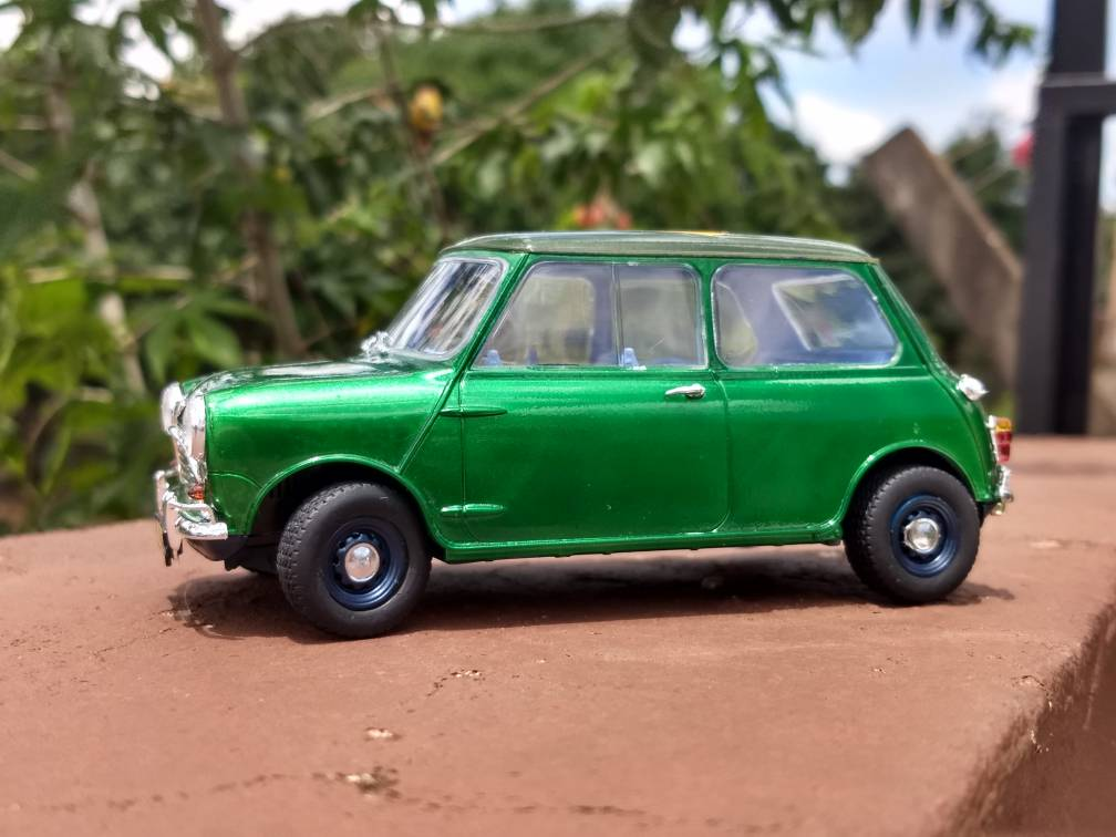 0a2ee6a2607 Mini Cooper - 1 24 - Revell - Página 6 - PlastiBrasil.com ...