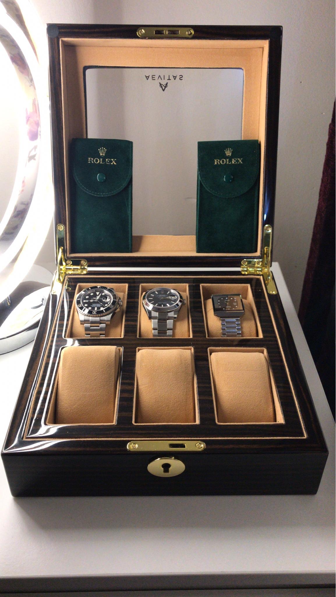 Watch boxes , Rolex Forums , Rolex Watch Forum