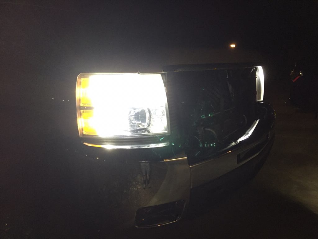 Edge Insight Cts2 >> 2008 LMM headlight upgrade - Page 2 - Chevy and GMC ...