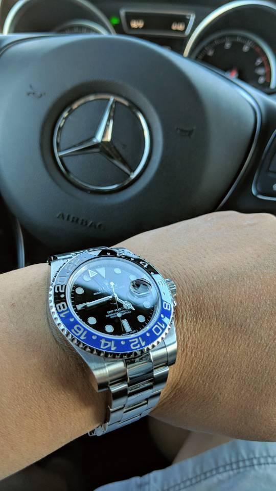 Rolex = Mercedes - Rolex Forums - Rolex Watch Forum