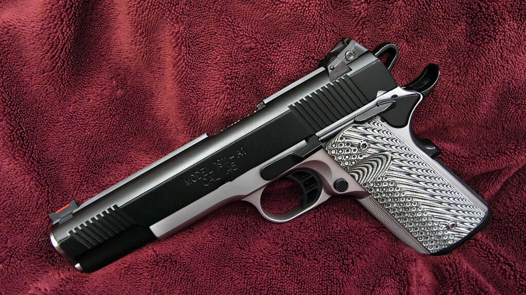 1911 custom gunsmiths - Calguns net