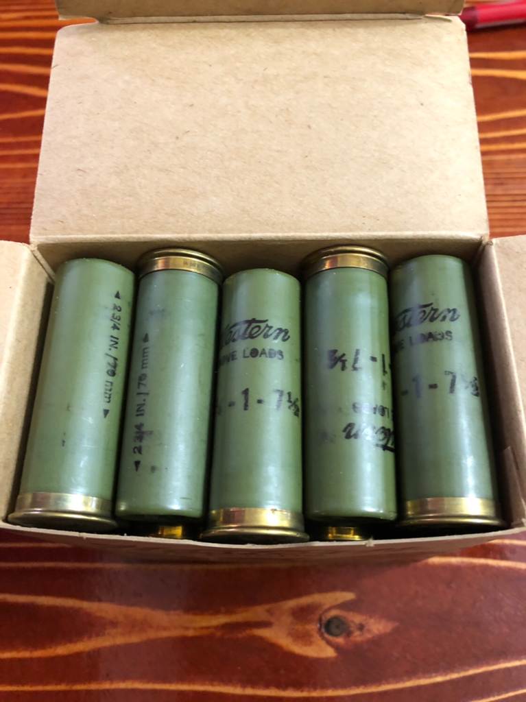 Duck Hunting Chat • Western Dove Loads : Shotshell