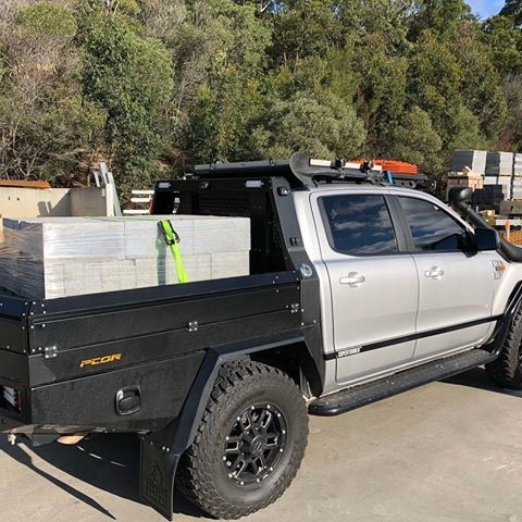 Anyone here using an XP Campers tray/flatbed? | Expedition