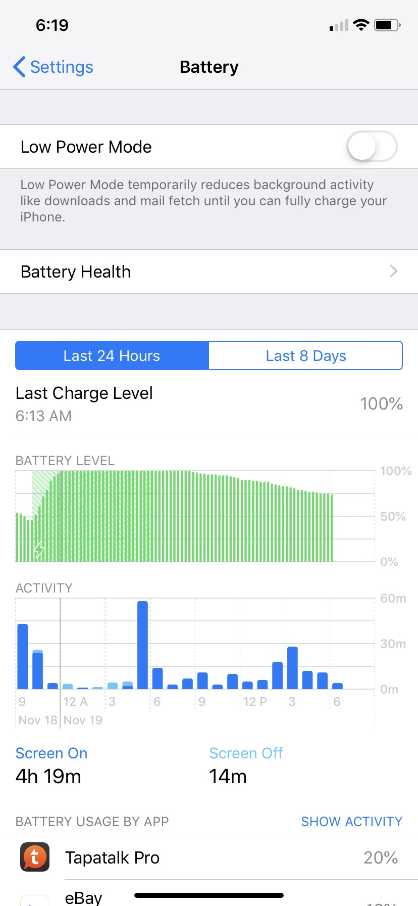 iPhone Xr battery life questions - iPhone, iPad, iPod Forums