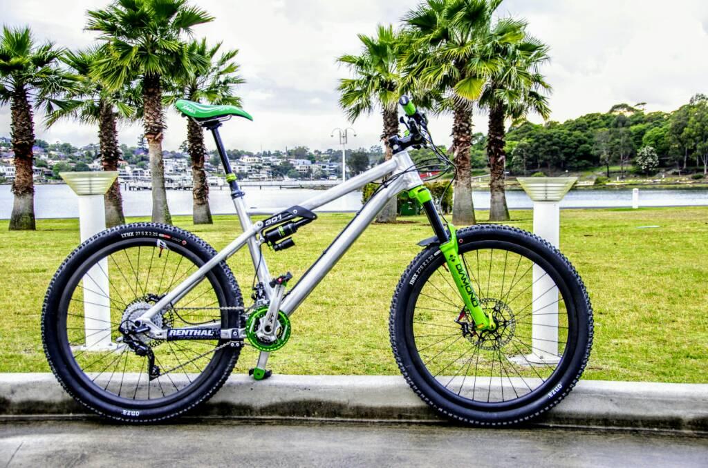 AM - Mean green DVO/Liteville Machine | Rotorburn