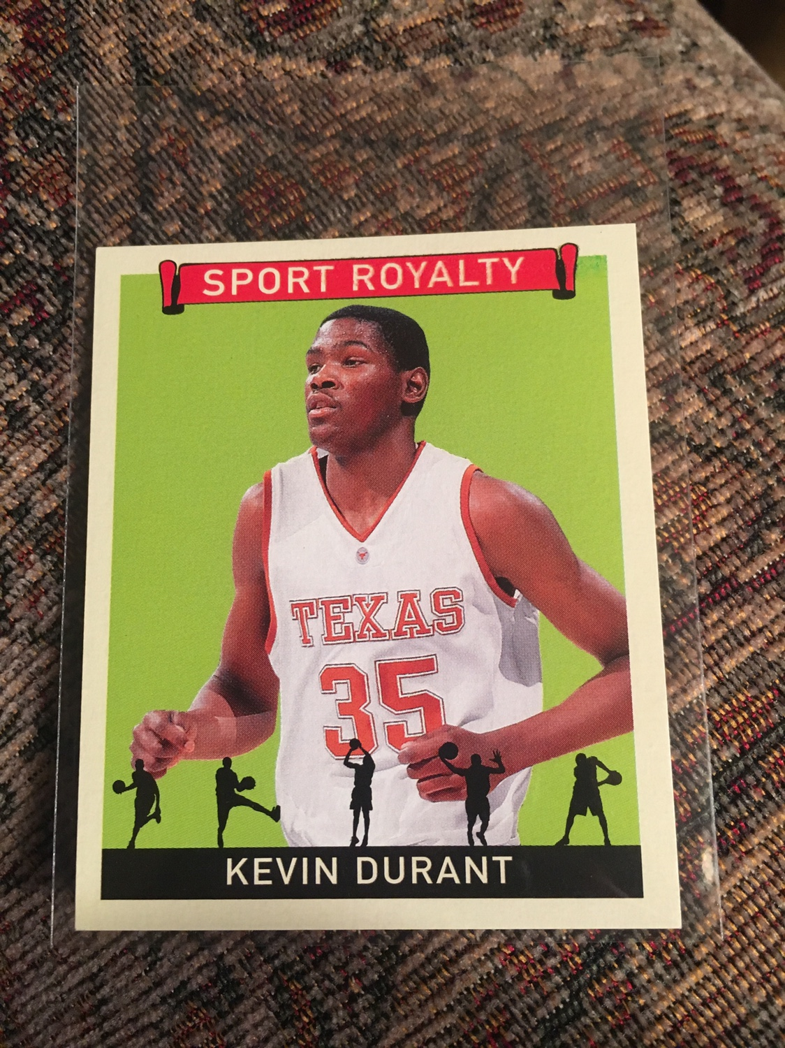 Interesting Kevin Durant Rookie Blowout Cards Forums