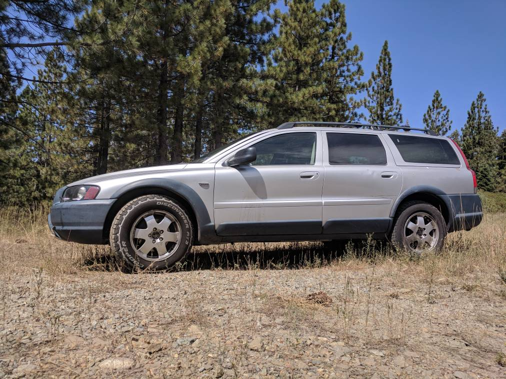 Xc70 Tire Recommendations