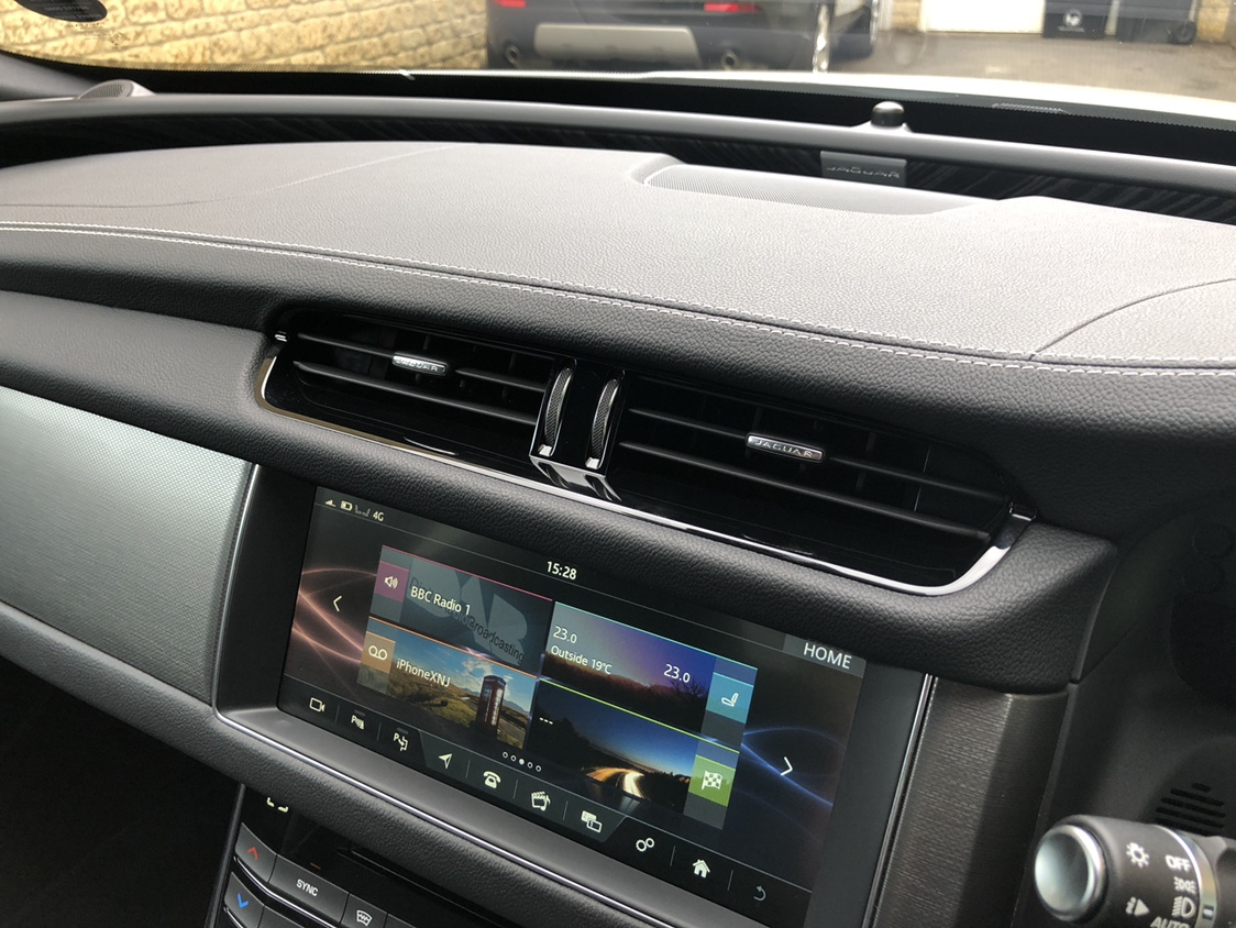 Phase 4 update and CarPlay [Archive] - Jaginfo - Jaguar Forum