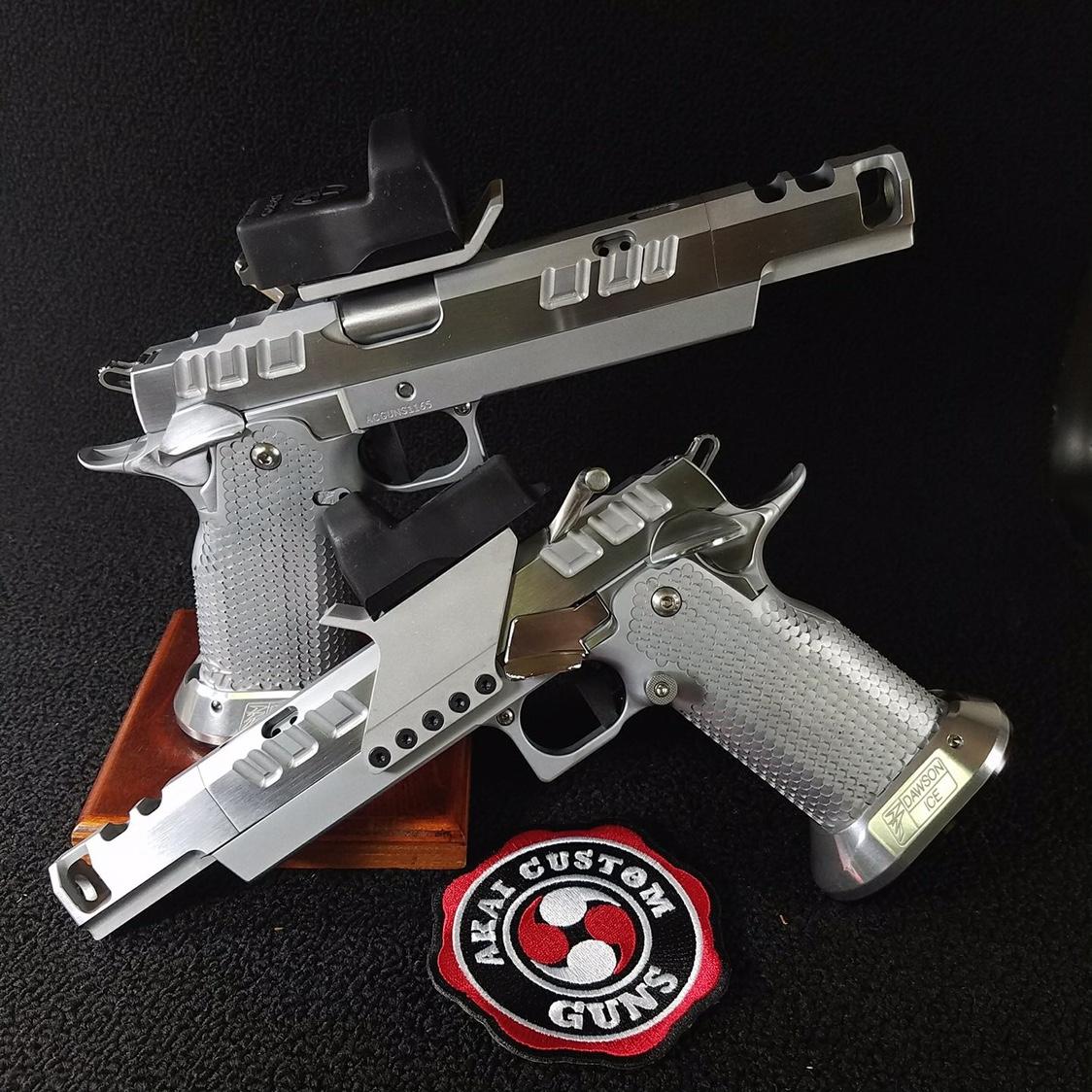 Akai 9mm Major - Open Pistols - Brian Enos's Forums    Maku