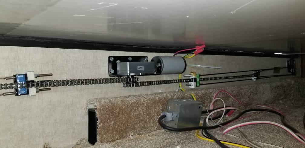 Bighorn Bedroom slide problem