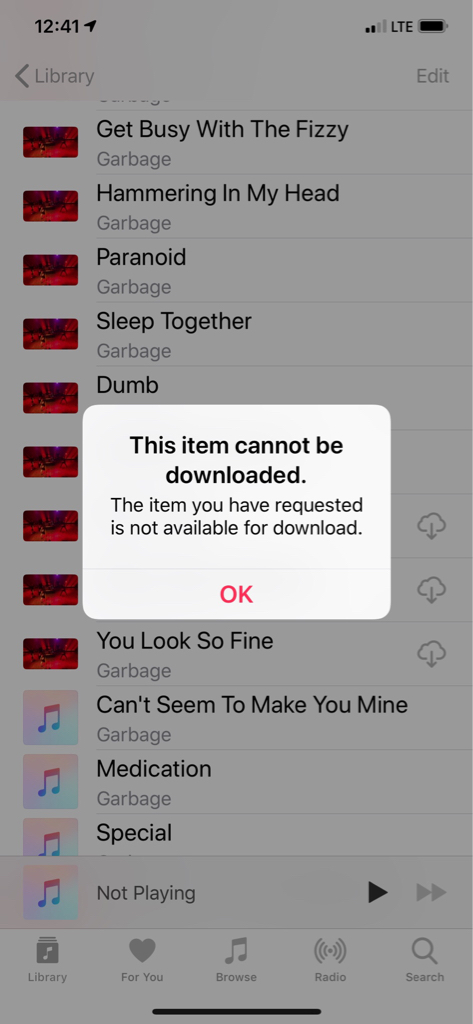 Problem with iTunes Match - iPhone, iPad, iPod Forums at