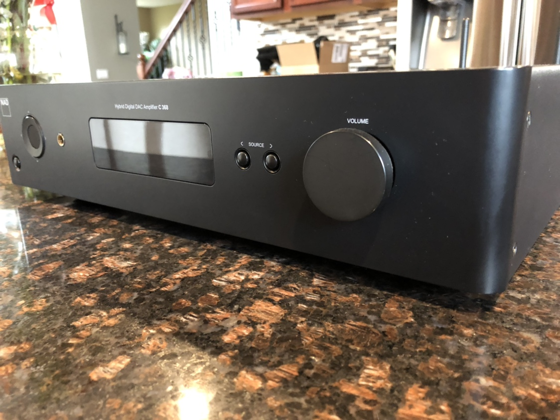 NAD C368 with BluOS - AVS Forum | Home Theater Discussions