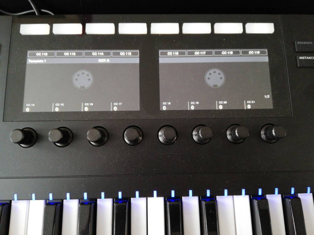 Integration with Logic Pro X  Mk2 S49 | NI Community Forum