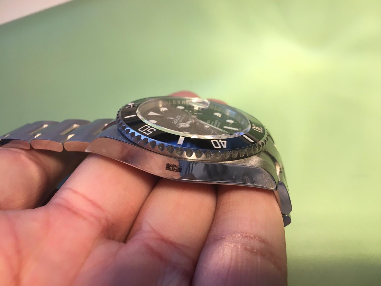 Νέο 116610 από την ARF με SH3135 - Ρολόγια Replica
