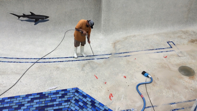 Filling New Pool From Water Truck And Have Questions