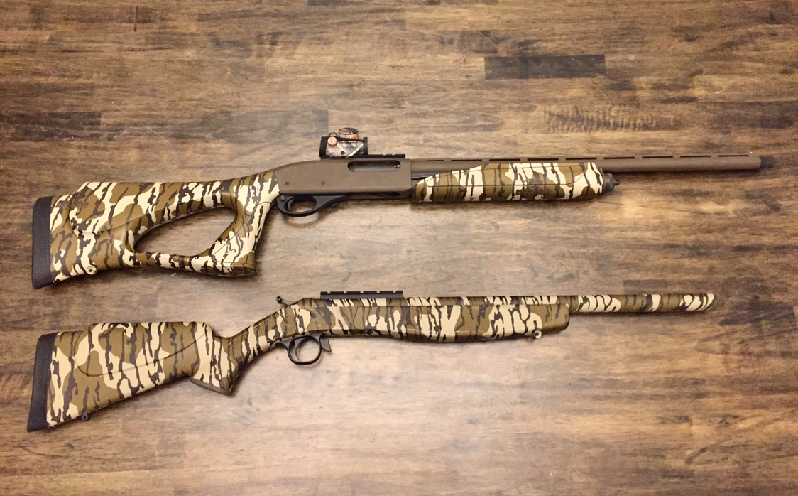 Remington 870 turkey gun 20 gauge