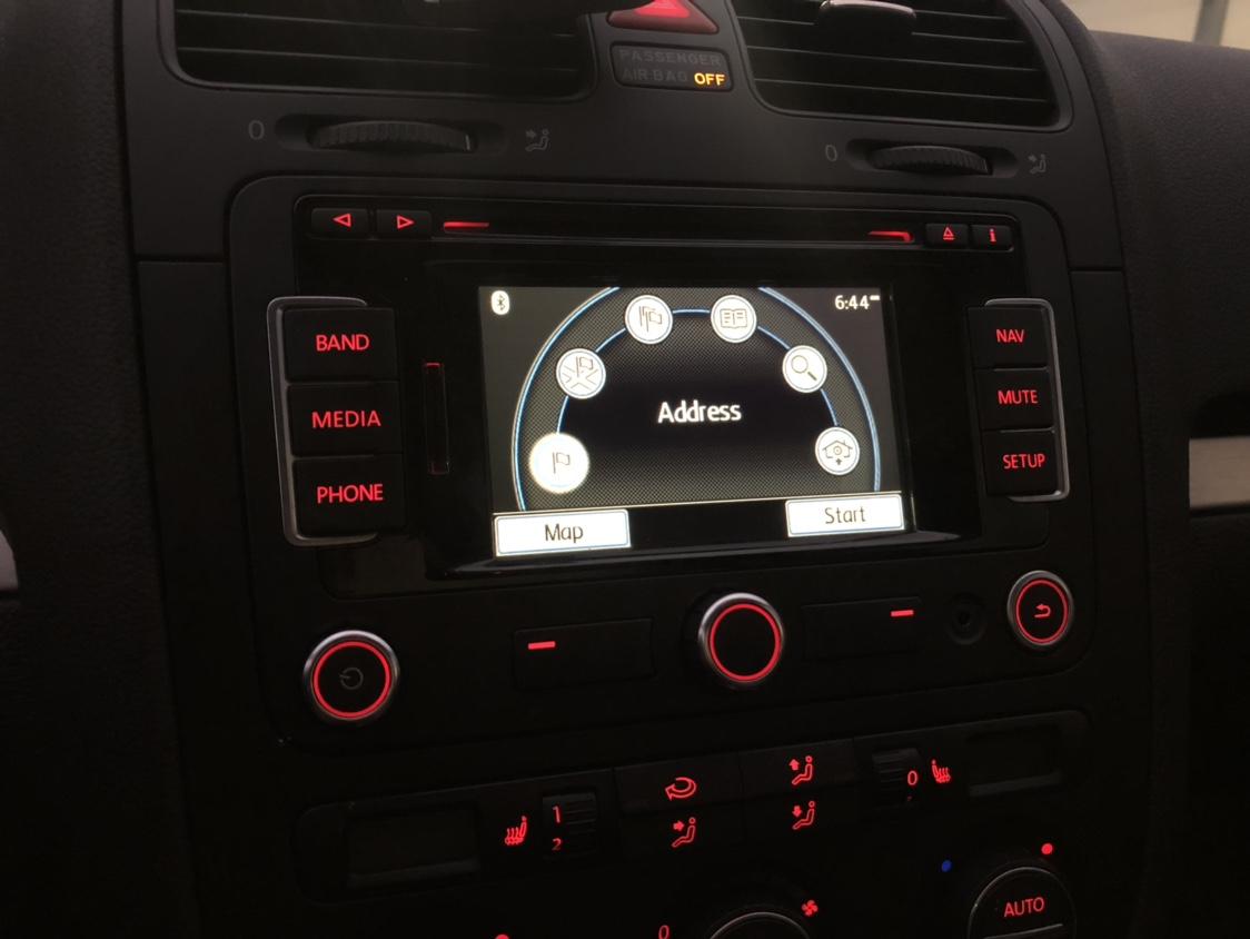 VWVortex com - Volkswagen Rns310 Radio W/ Navigation, Bluetooth