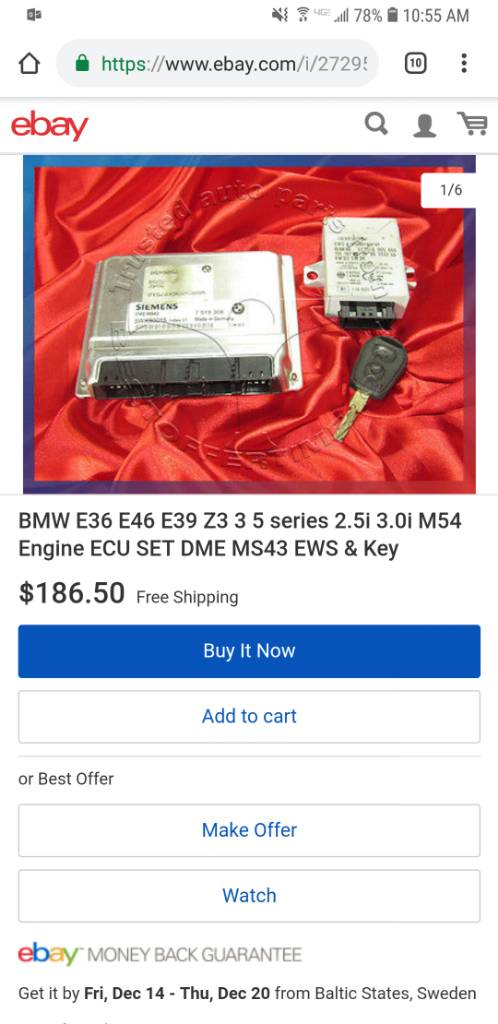 Z3 M44 to M54B30 swap wiring/DME/EWS M Engine Wiring Harness For Aftermarket on