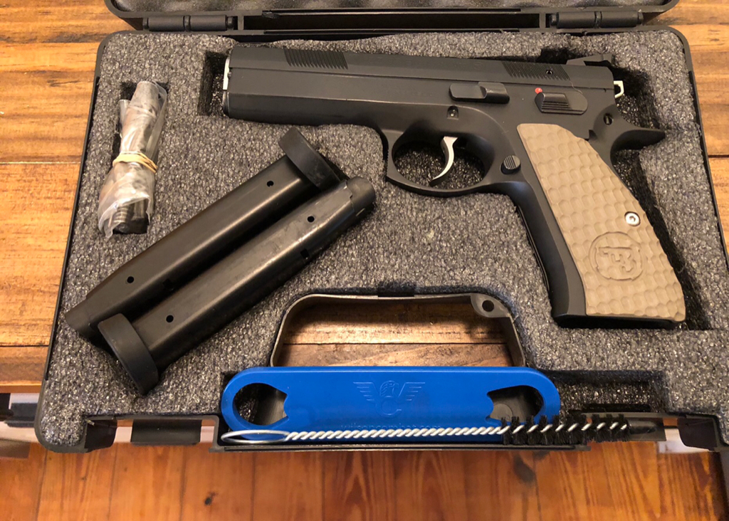 CZ 97B and 97BD | Mississippi Gun Owners - Community for