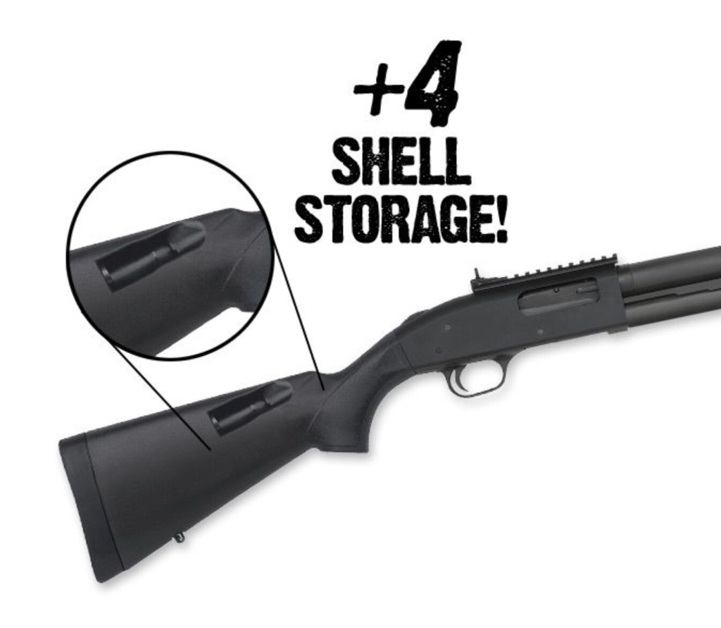Mossberg 590A1 XS Security 12 Ga Shotgun from $419