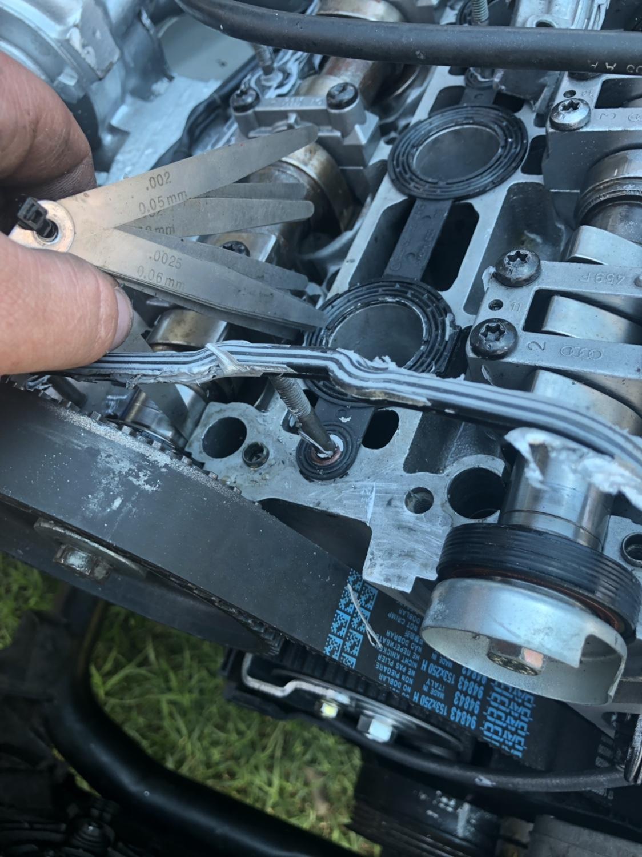 Audi TT Q 1.8 Turbocharger Mount Seal