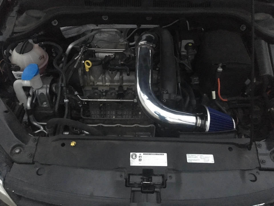VWVortex com - What Did You Do to Your MK7 Jetta Today?