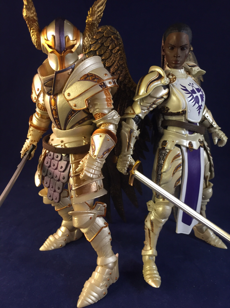 Four Horsemen - Mythic Legions - Page 270 - The Fwoosh Forums