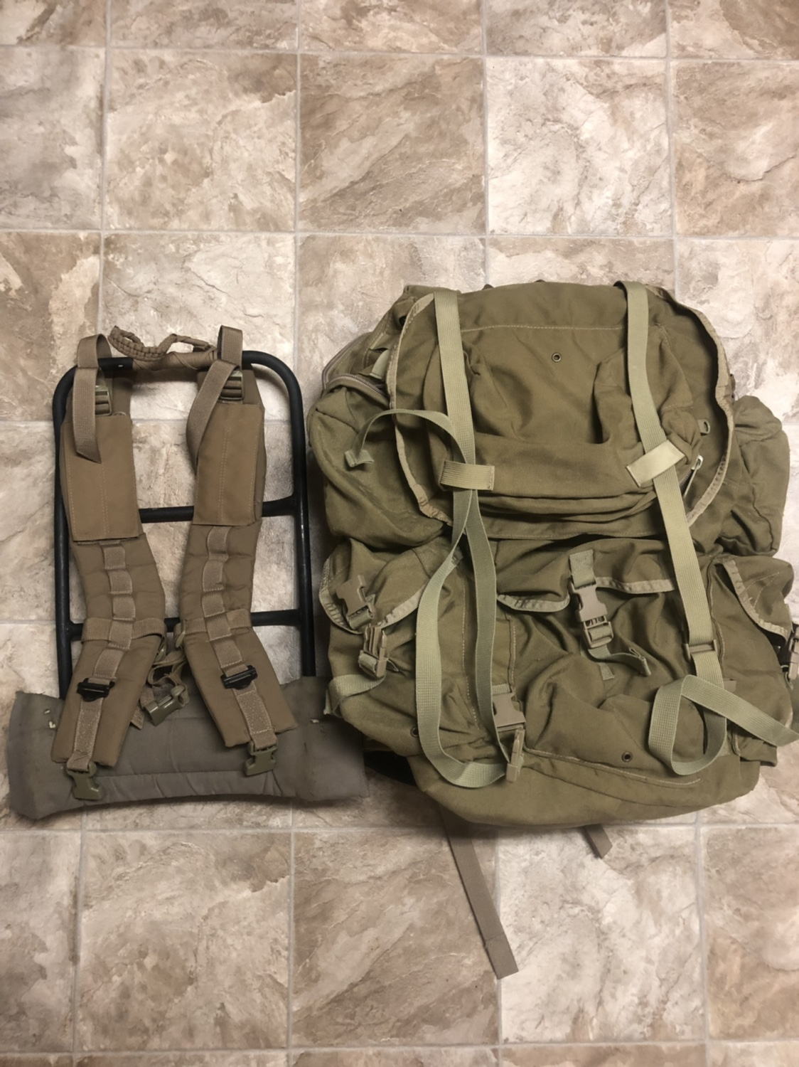 Mystery Ranch Nice Frame Tactical Tailor Malice Pack