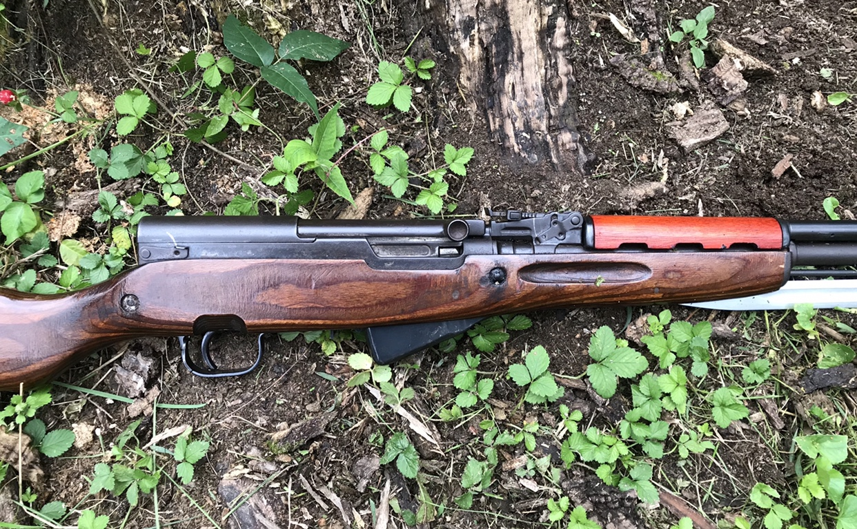 WTS Winchester 94 SRC, Non Import Chinese Type 56 SKS