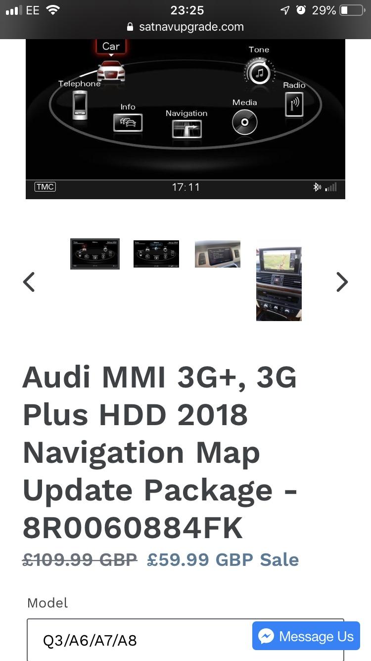 2019 Maps    | Audi-Sport net