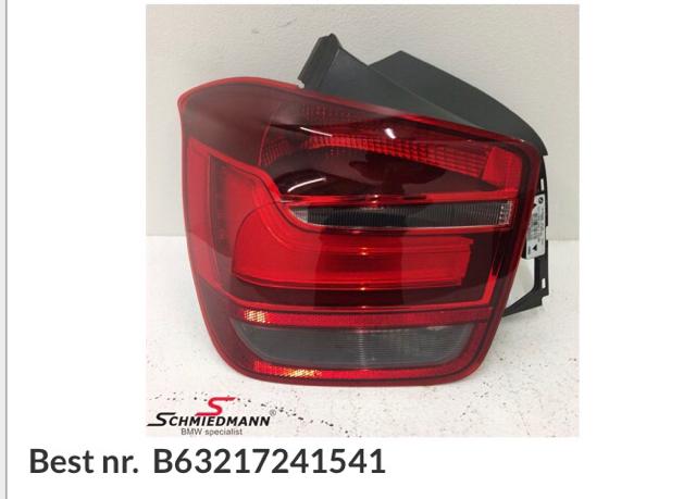 Xenon/led swap on headlights and rear lights - babybmw net