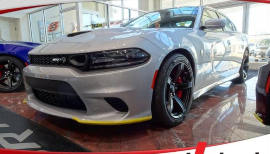 Triple Nickel - Dodge Charger Forums