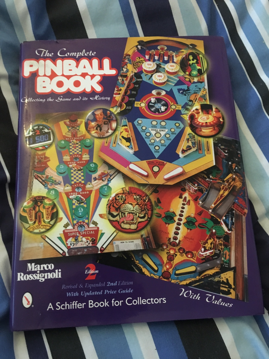 Sold - The complete pinball book 2nd edition | Pinball info
