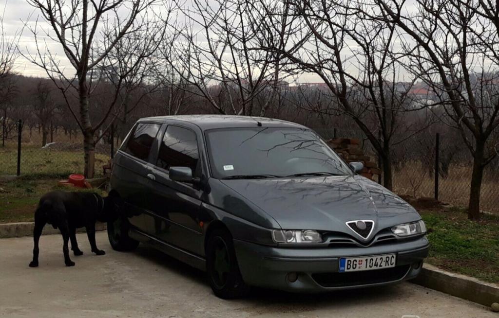 145qv Projekat Alfa Romeo Klub Srbija