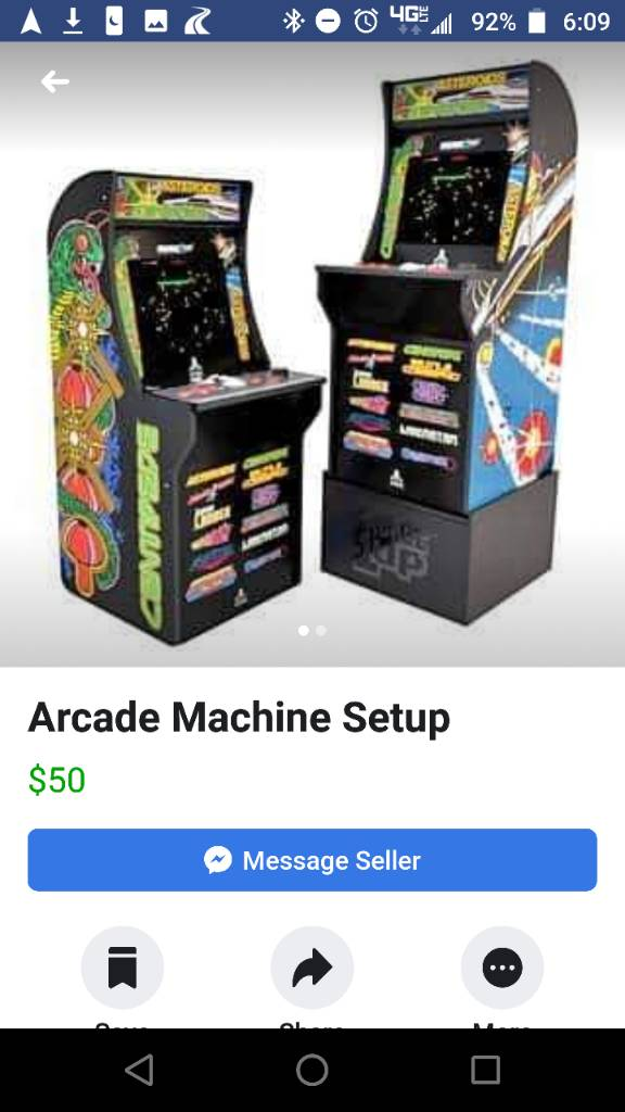 Arcade1Up - The next Midway Classics ? - Page 37 - KLOV/VAPS