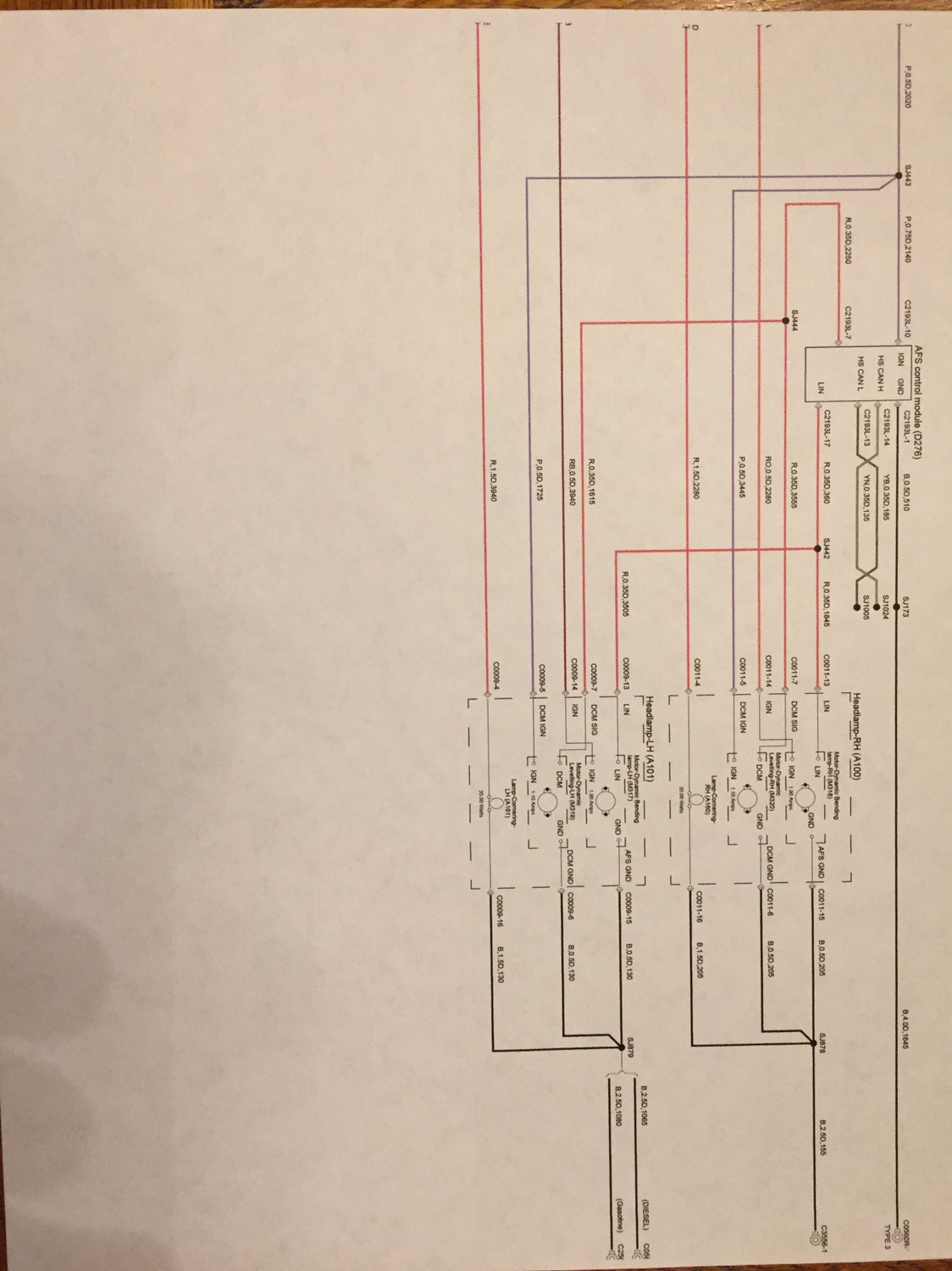 Wiring Diagram Req For Headlight Switch 2006 Rrs And 2012
