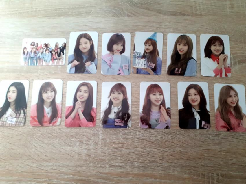 IZ*ONE】PHOTOCARDS | Photocard Forum