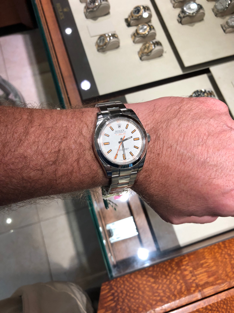 Opinions from Rolex Milgauss owners