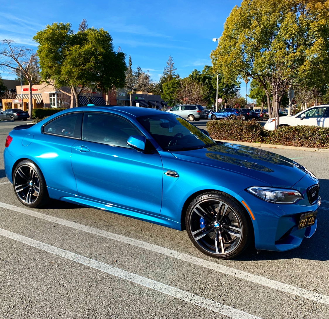 Hi From Ca Bmw 4 Series Forum