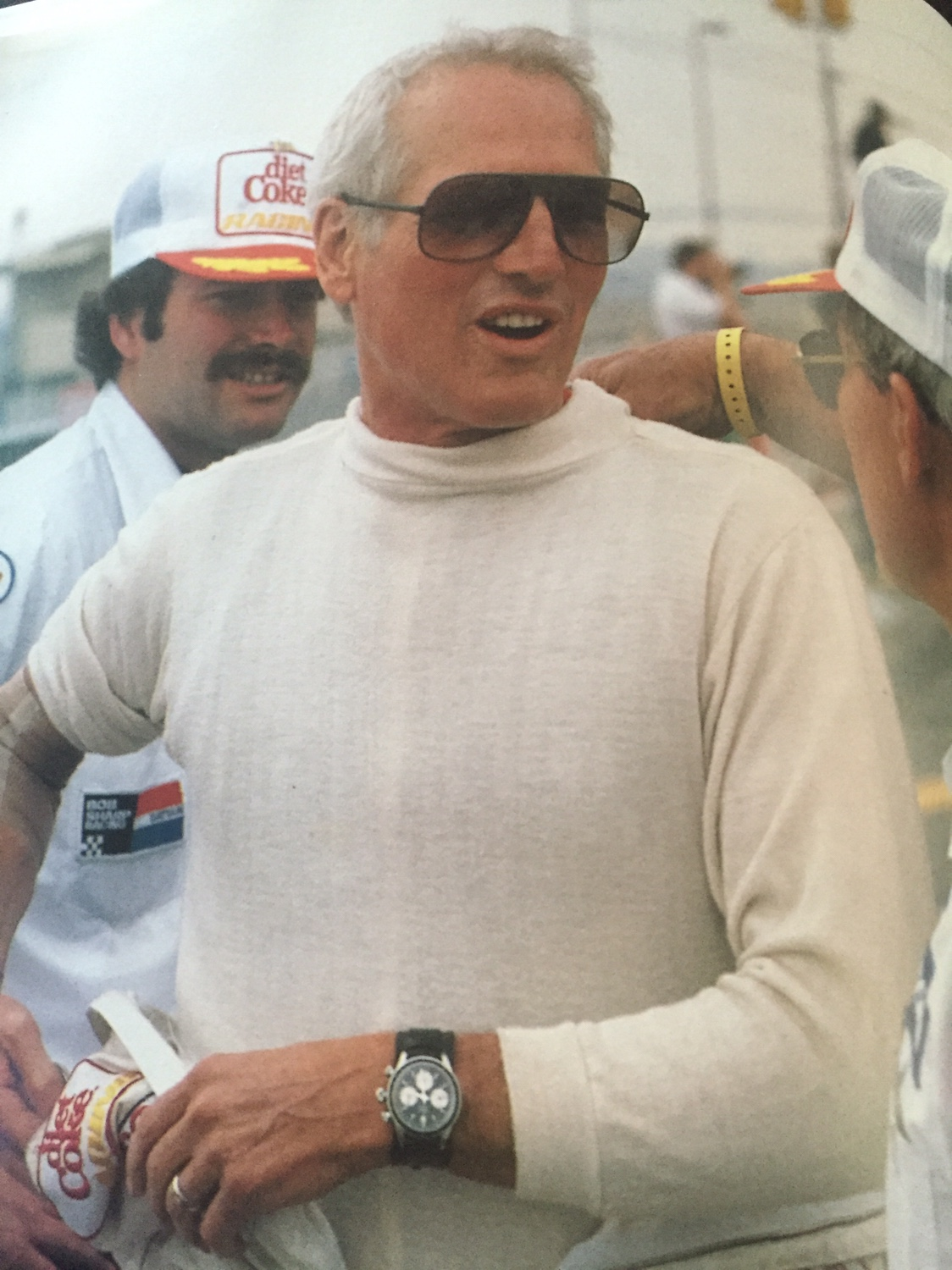 Paul Newman Wearing Regular Daytona Rolex Forums Rolex Watch Forum