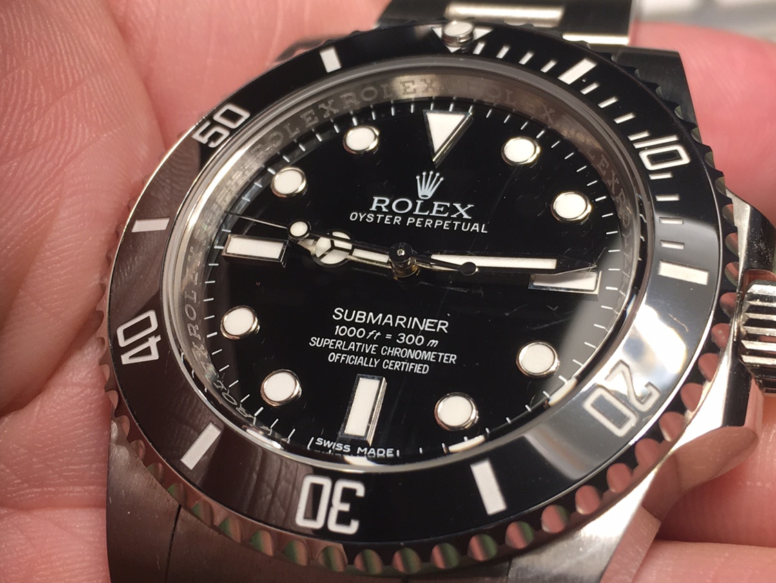Βοήθεια για Ρεπλικα ρολεξ  - Ρολόγια Replica