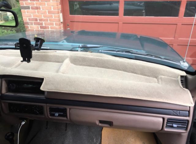 Dash Cover Bronco Forum Full Size Ford Bronco Forum
