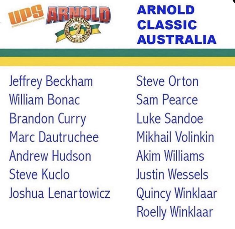 Arnold Classic Australia 2018!! F50444d011fb537dea18625777adb136