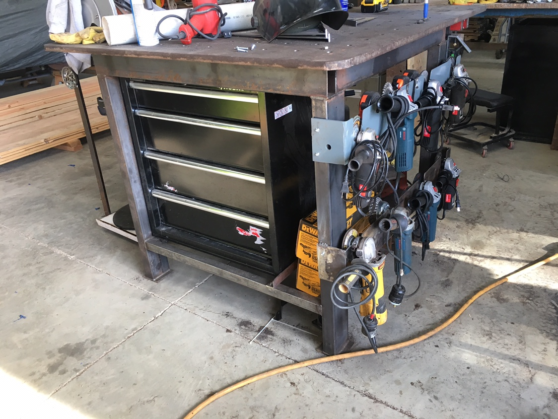 Show Us Your Welding Projects Page 308 The Garage Journal Board Pole Barn Wiring Http Wwwgaragejournalcom Forum Showthreadphpp Sent From My Iphone Using Tapatalk