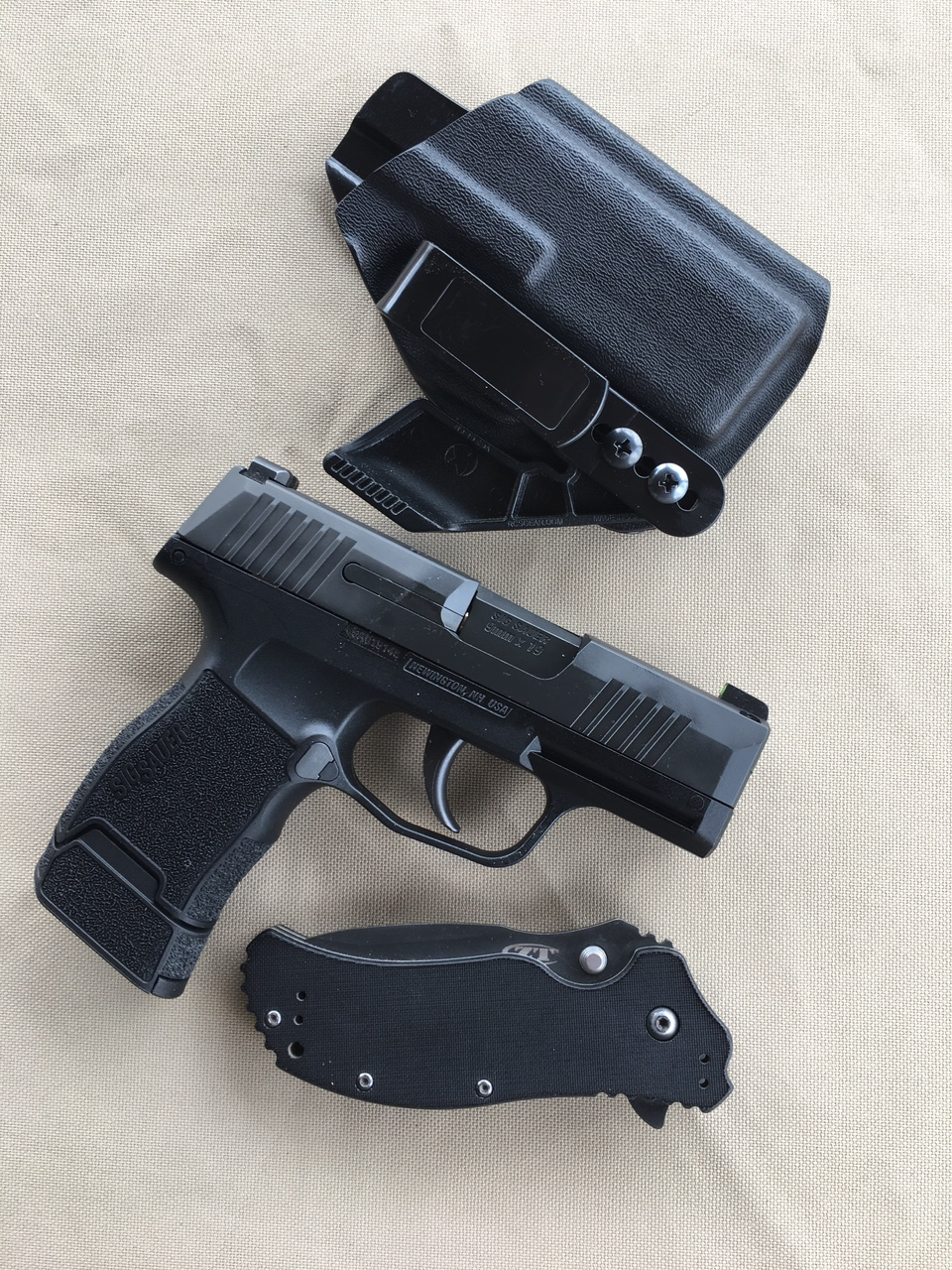 Thinking about getting a Sig P365 - SIG Talk
