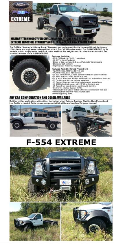 New GM Medium Duty trucks  available with 4x4    Page 3