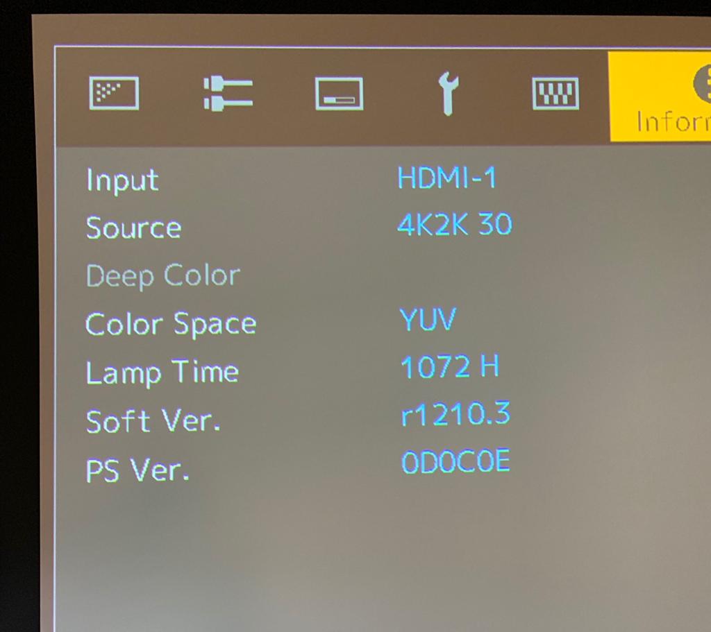 Official JVC DILA-X500R / RS49U / RS4910U Owners Thread